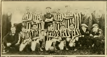 Chester's Linwood Hibernians, 1913-14
