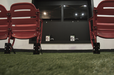 Media FC gameroom