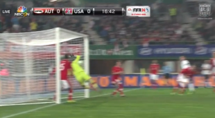 Recap: Austria 1-0 USA