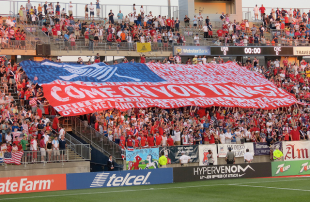 2013: Tough to match this year for American soccer