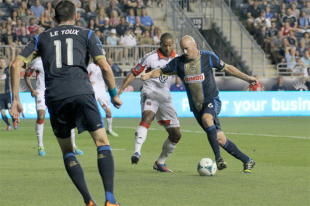 Union trade Jeff Parke to DC for Ethan White and top allocation spot