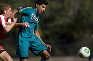 Union trade down twice, select midfielder Pedro Ribeiro at No. 15