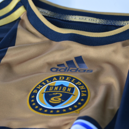 Is this the Union's new home jersey?