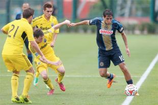Player of the Week: Cristian Maidana