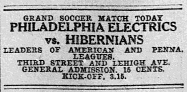 Hibs v Phil Electric ad 3-14-1914 p10