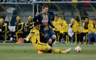 The Union's co[l]itis attack, and other early season surprises