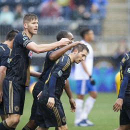 In pictures: Union 1-1 Impact