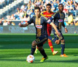 Union's Fernandes named NASL Young Player of the Year, more Union bits, more news