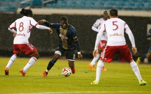 Match report: New York Red Bulls 2-1 Philadelphia Union