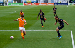 Match report: Union 0-0 Houston Dynamo