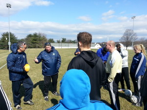Don explains the importance of keeping your players active and involved