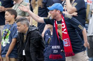 Union v DC United by Daniel Gajdamowicz