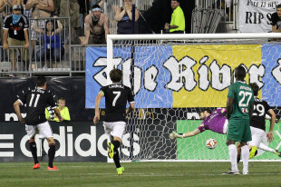 Another ugly Union USOC win, USA & World Cup news, more