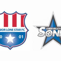 Match Recap: LVU Sonic 2-2 Junior Lone Star