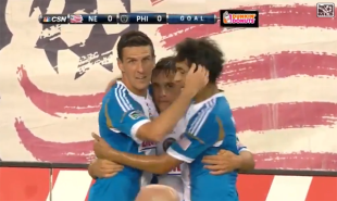 Match Report: New England Revolution 1-3 Philadelphia Union