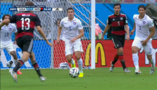 Player Ratings: USA 0-1 Germany