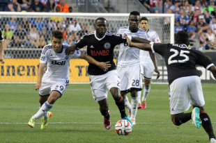 Preview: Union at Vancouver Whitecaps
