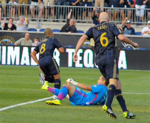 In Pictures: Union 3-1 Red Bulls