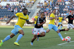 Union host Crystal Palace tonight, Ilsinho voted Player of the Week, more news
