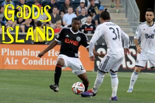 """""""Gaddis Island"""" — The fullback MLS needs"""