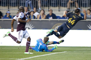 In Pictures: Union 3-3 Rapids