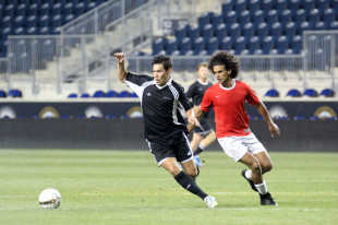 CASA Soccer League match reports, matchday two