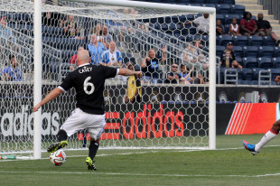 Player Ratings: Union 2-0 Revolution
