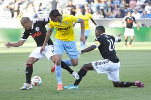 Match report: Philadelphia Union 0-1 Crystal Palace
