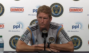 Jim Curtin's weekly press conference