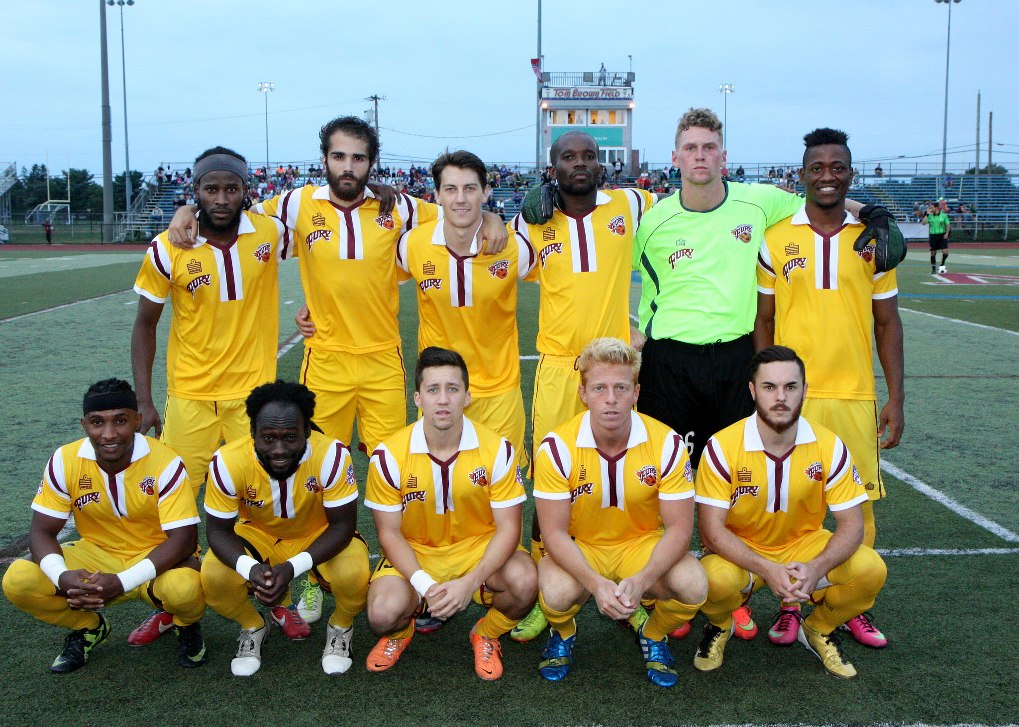 FC Philadelphia In – Pictures: 1-0 Fury Philly The Icon