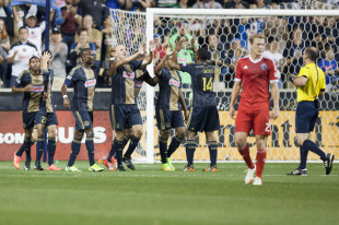 In Pictures: Union 4-2 Earthquakes