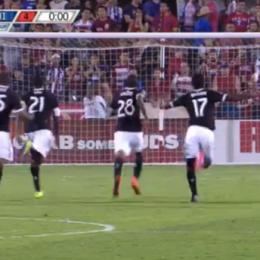US Open Cup semifinal: Union 1-1 Dallas (4-3 APK)