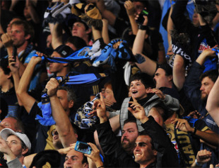 Fans' View: The Open Cup Final experience