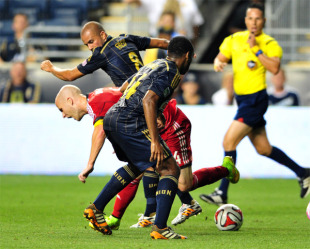 In Pictures: Union 1-0 Toronto FC