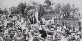 1960 US Open Cup final is a tough act to follow