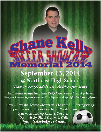 Shane Kelly Memorial Showcase