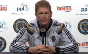 Jim Curtin's weekly press conference, Oct. 14, 2014