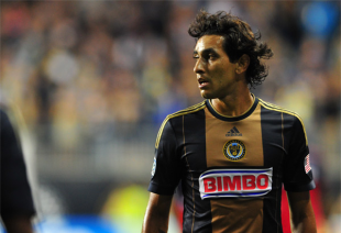 Cristian Maidana was really good in 2014