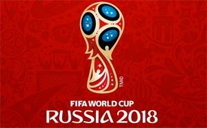 Russia 2018 WC logo