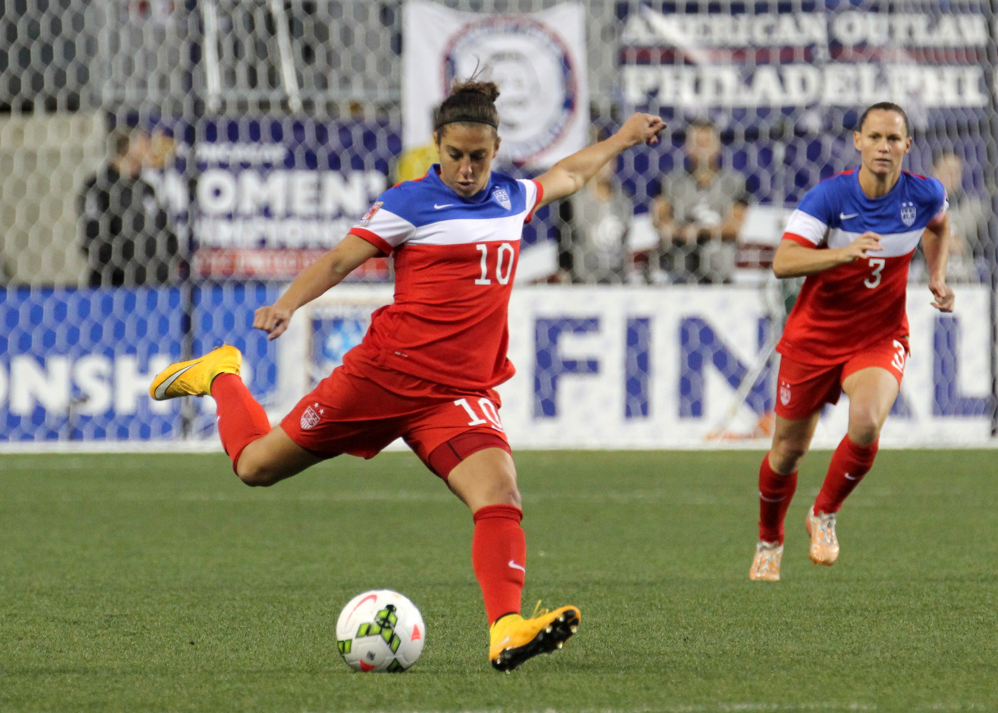 In Pictures: United States 6-0 Costa Rica – The Philly ...