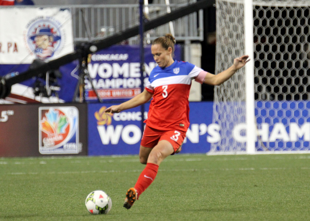 USA-Costa Rica, in the CONCACAF women's championship final.