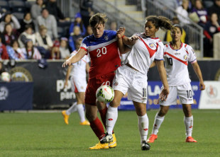 In Pictures: United States 6-0 Costa Rica