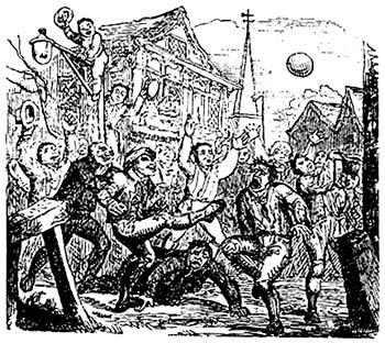 Mob football
