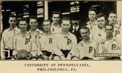 UPenn 1914-15