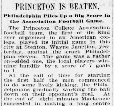 Philadelphia Inquirer, November 25, 1894