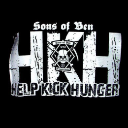 Sons of Ben to Help Kick Hunger on Saturday