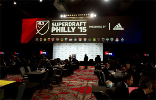 Photo Essay: The 2015 MLS SuperDraft
