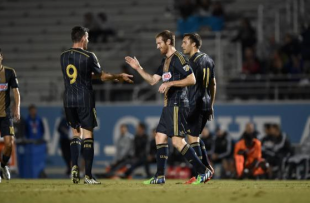 Recap: Philadelphia Union 6-0 London United