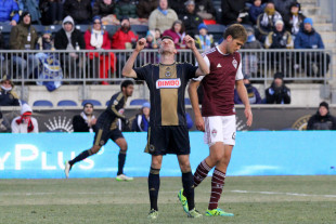 Reaction to Union's season opening draw, league results, CBA update, USNTs news, more