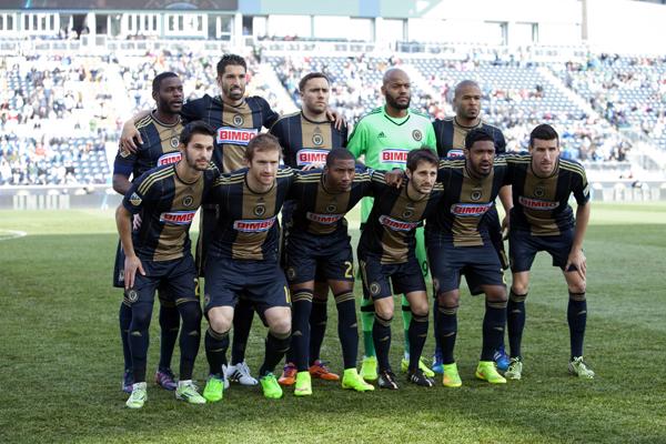 Union - FC Dallas by Daniel Gajdamowicz